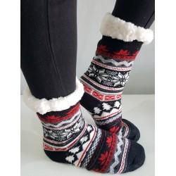 Fluffy Slipper Socks