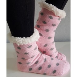 Fluffy Slipper Socks