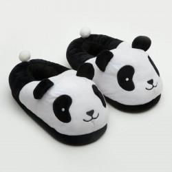 Panda Slippers