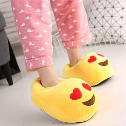 Emoji Slippers - In Love