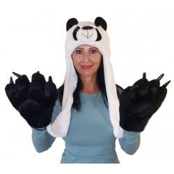 Panda Hoodie -Big Hands