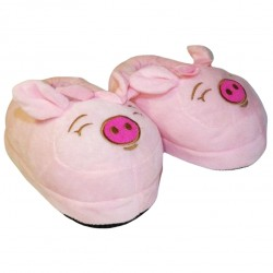 Pig Slippers - Kids