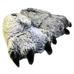 Monster Feet Hairy