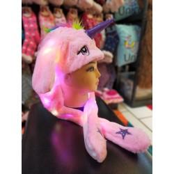 Magic Ears-unicorn pink