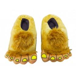 Hobbit Feet - Brown