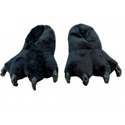 Big Monster Feet -Black
