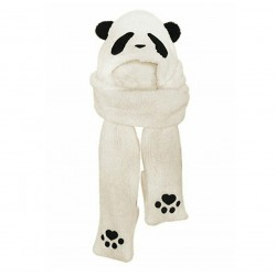 Animal Hoodies - Panda