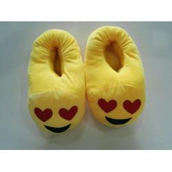 Emoji Slippers - In Love