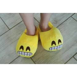 Emoji Slippers - Excited