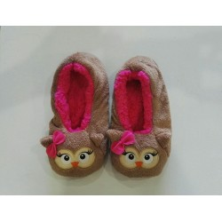 Cozy Animal Soft Slippers - Owl