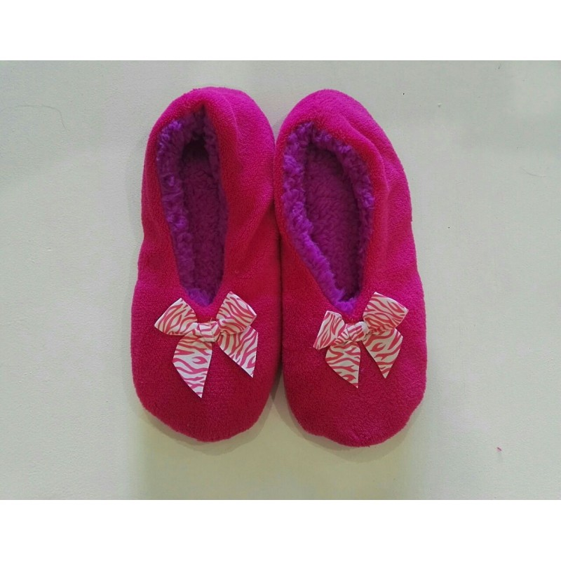 Cozy Soft Slippers - Pink