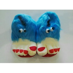 Trolls Feet - Light Blue