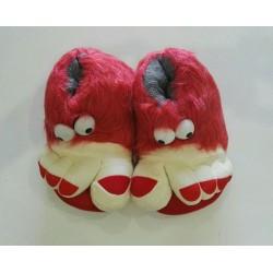 Trolls Feet - Pink