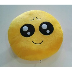 Emoji Plush Pillow - Chinese Character
