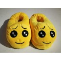 Emoji Slippers - Chinese Face