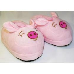 Pig Slippers - Kids