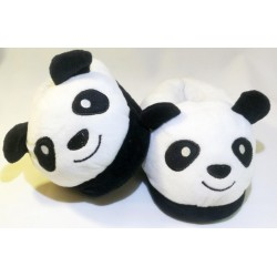 Panda Slippers - Kids