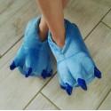 Monster Feet - Blue