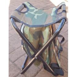 Versatile Chair/Rack Sack